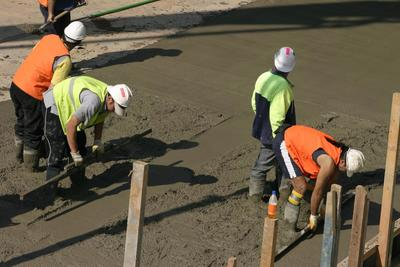 Concrete contractors spokane